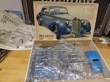 VINTAGE HELLER DELAHAYE 135 MODEL KIT 707 1/24 made in France mint unmade