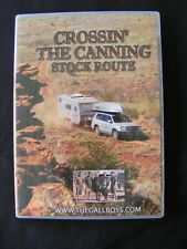 The Gall Boys Crossin' The Canning Stock Route DVD - Region 4 - Rated G.