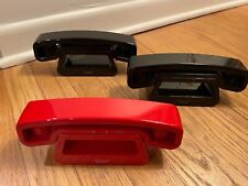 Swissvoice ePure Cordless Dect 6.0 Analog, 3 Telephones. 2 black, 1 red