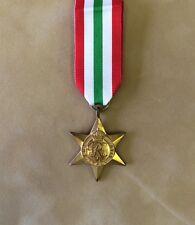 """WW2 Italy Star """"REPLICA"""""""