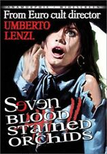 Seven Blood Stained Orchids (2012, DVD NIEUW) DVD-R/CLR