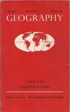 GEOGRAPHY-geographical association journal-JAN 1970-PHYSICAL GEOGRAPHY ON FILM.
