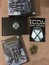 XCOM Enemy Unknown PC DVD ROM COMPLETE SEALED GAME