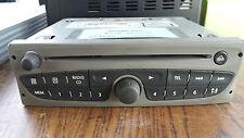 Renault Radio CD PLAYER receptor Blaupunkt 9196