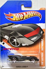 HOT WHEELS 2011 TRACK STARS THE BATMAN BATMOBILE #1/15