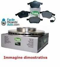 Kit dischi e pasticche freno ant. Fiat Grande Punto 55 kw 1.3 ds