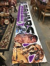 The Star Wars Trilogy Special Edition HUGE Banner Poster ..Taco Bell .1997 Promo