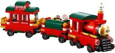 2015 Lego 40138 Holiday Christmas Steam Train New Sealed In Box