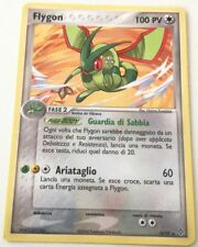 FLYGON 15/97 SET EX DRAGO RARA CARTA POKEMON ITALIANA NEAR MINT
