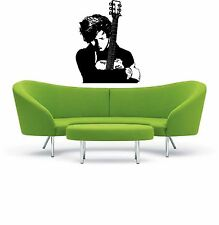 TV, Movies Music Modern Wall Decals & Stickers