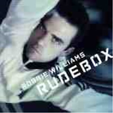 Robbie Williams-Rudebox  CD NEW