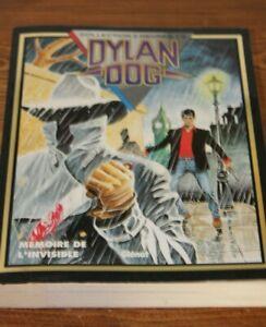 Dylan Dog / Bande dessinée / NB / Glenat / mémoire de l'invisible / 1993 / vol 2
