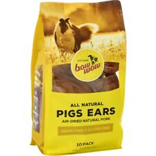 Bow Wow Pigs Ears 10 Pack