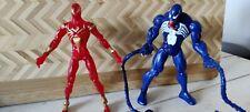 Marvel legends lot de 2, Spiderman et venom