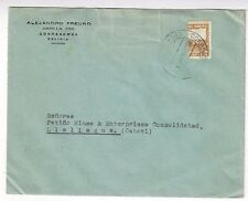 ca 1940 Cochabamba Bolivia  to Catavi, Commercial BISECT 2B