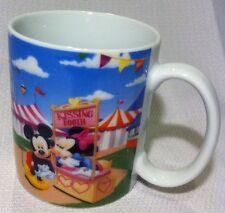 Disney Coffee Mug Cup Walt Disney World Mickey Mouse Goofy Donald Duck