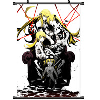 "Hot Japan Anime Monogatari Series Home Decor Poster Wall Scroll 8""x12"" P46"