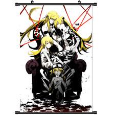"Hot Japan Anime Monogatari Series Home Decor Poster Wall Scroll 8""x12"" P46"