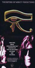 "The Sisters of Mercy ""Vision thing"" Drittes Werk, von 1990! Nagelneue CD!"