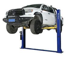 APlusLift HW-10KBP 10000LB 2-Post Heavy Duty Floor Plate Car Lift Truck Hoist