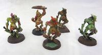 Warhammer Chaos Demon Daemon Plaguebearers Nurgle metal army lot