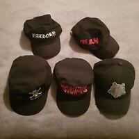 CAP-SAMMLUNG Metal Punk Caps G.B.H The Cramps St. Pauli Slayer Bathory