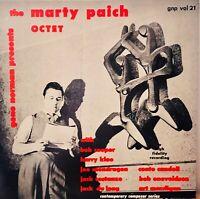 The Marty Paich Octet Vol 21 Vinyl Lp, Collectors item, RARE COPY. REDUCED