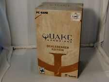 PC GAME QUAKE CHAMPIONS SCALEBEARER EDITION NEW IN SEALED BOX
