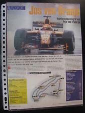 Artikel Autoweek 27 2000: Voorbeschouwing Grand Prix van Frankrijk