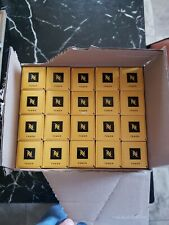 Nespresso Original SOLD OUT Yemen 200 COFFEE CAPSULES 20 SLEEVES NEW