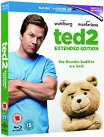 Ted 2 - Extended Edition (Blu-ray + UV Copy) [2015] [DVD][Region 2]
