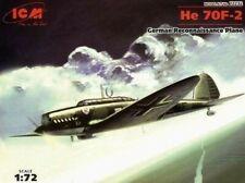 ICM Models 1:72 Heinkel He 70F-2 German Reconnaissance Aircraft Model Kit
