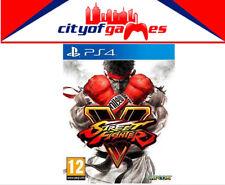 Street Fighter 5 V PS4 Brand New & Sealed In Stock