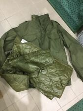 Field jacket M65 uomo verde oliva M65 USA MILITARE giacca PARKA NEW - MEDIUM