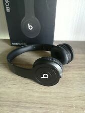 Beats By Dr Dre Solo HD Matte Black Headphones
