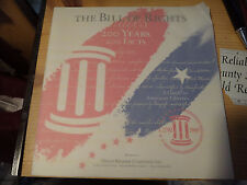 1991 Philip Morris Booklet The Bill of Rights 200 Years 200 Facts