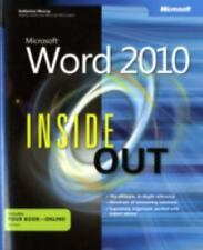 Microsoft® Word 2010 Inside Out Murray, Katherine Paperback