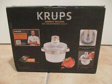 Krups Perfect Mix 9000 Eismaschine GVS 241
