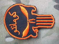 INFIDEL PUNISHER SKULL velcr0 PATCH BADGE devgru seal team 3 Nsw AMERICAN SNIPER