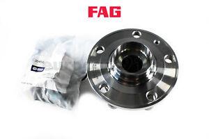 VW Jetta FAG Front Wheel Bearing and Hub Assembly 7136106100 5K0498621