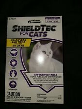 ShieldTec for Cats & Kittens Over 8 weeks old & 1.5 lbs & up Flea/Tick Treatment
