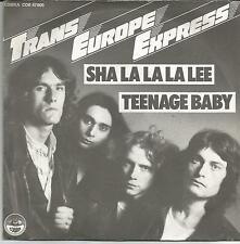 TRANS EUROPE EXPRESS Sha la la la lee SINGLE COBRA