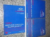 1994 Chevrolet CHEVY Lumina Repair Service Shop Manual Set OEM FACTORY