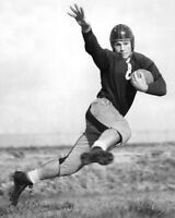 1938 TCU DAVEY O'BRIEN Glossy 8x10 Photo Print College Heisman Trophy Winner