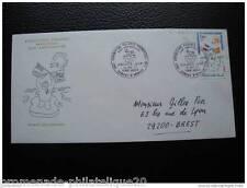 TAAF enveloppe 1er jour 24/12/1977 - timbre Yvert et Tellier n°73