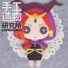 Anime Identity V Priestess DIY Handmade Toy Bag Hanging Plush Doll Handwork Gift
