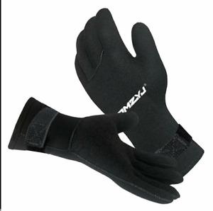 5MM Diving Gloves Neoprene Wetsuit Gloves Swim Scuba Kayak Surf Snorkeling XL