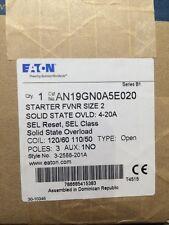 AN19GN0A5E020 Cutler Hammer Size 2 Eaton