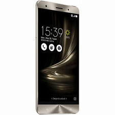 ASUS Zenfone 3 Unlocked ZS570KL-S820-6G64G-SL 6GB RAM 64GB Storage Android 6.0