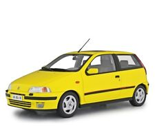 LAUDORACING-MODELS FIAT PUNTO GT 1400 1° SERIE 1993 1:18 LM113C